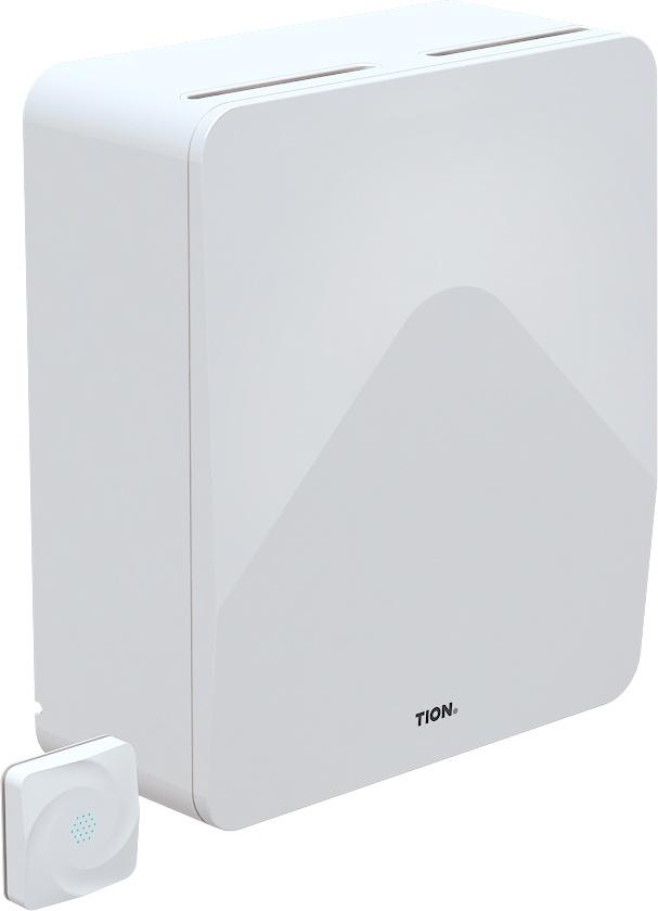 Система приточной вентиляции TION 3S Smart бризер, 3S Smart tion ак адсорбционно каталитический фильтр