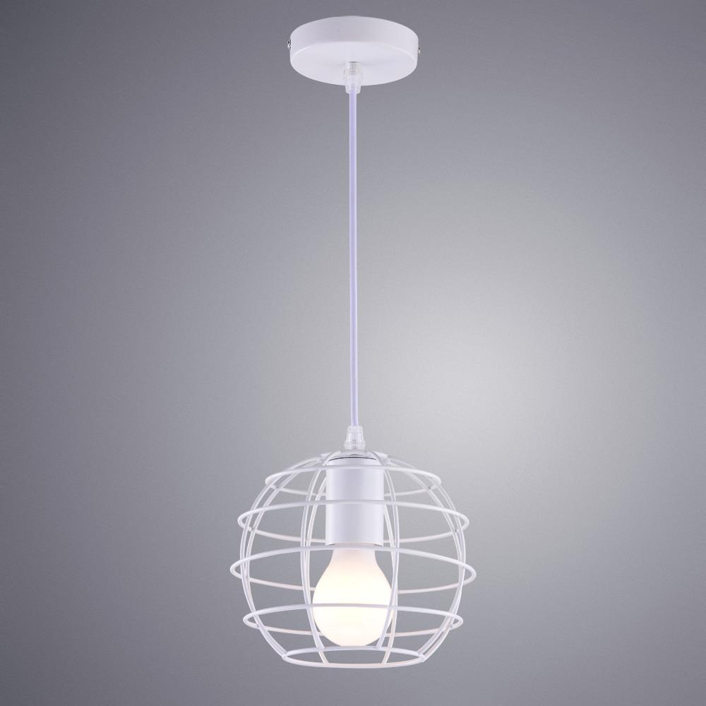 Подвесной светильник Arte Lamp Spider, E27, 60 Вт подвесной светильник astral agnes 12 ламп