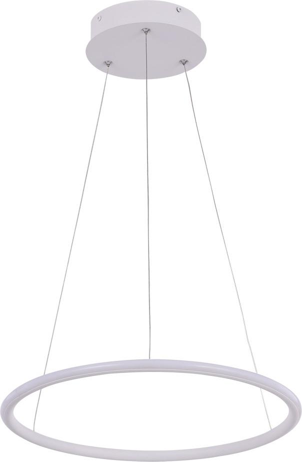 Подвесной светильник Arte Lamp Rapid, A2500SP-1WH, белый