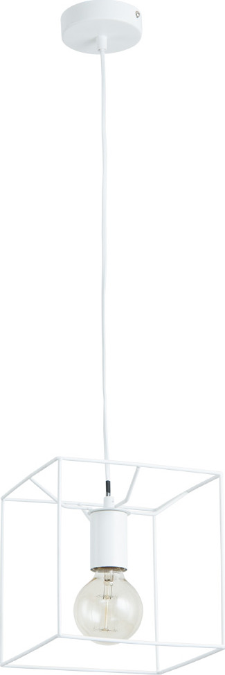 Подвесной светильник Arte Lamp Rigla, A3122SP-1WH, белый