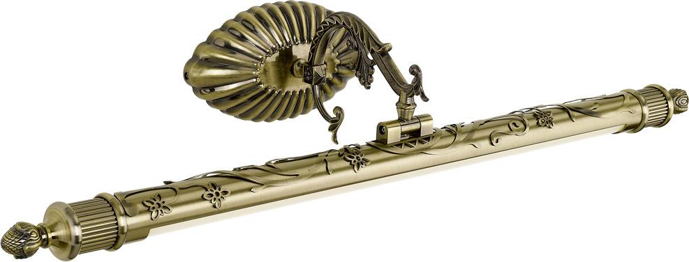"""Настенный светильник Arte Lamp """"Наполи"""", A6312AP-1AB, бронза"""