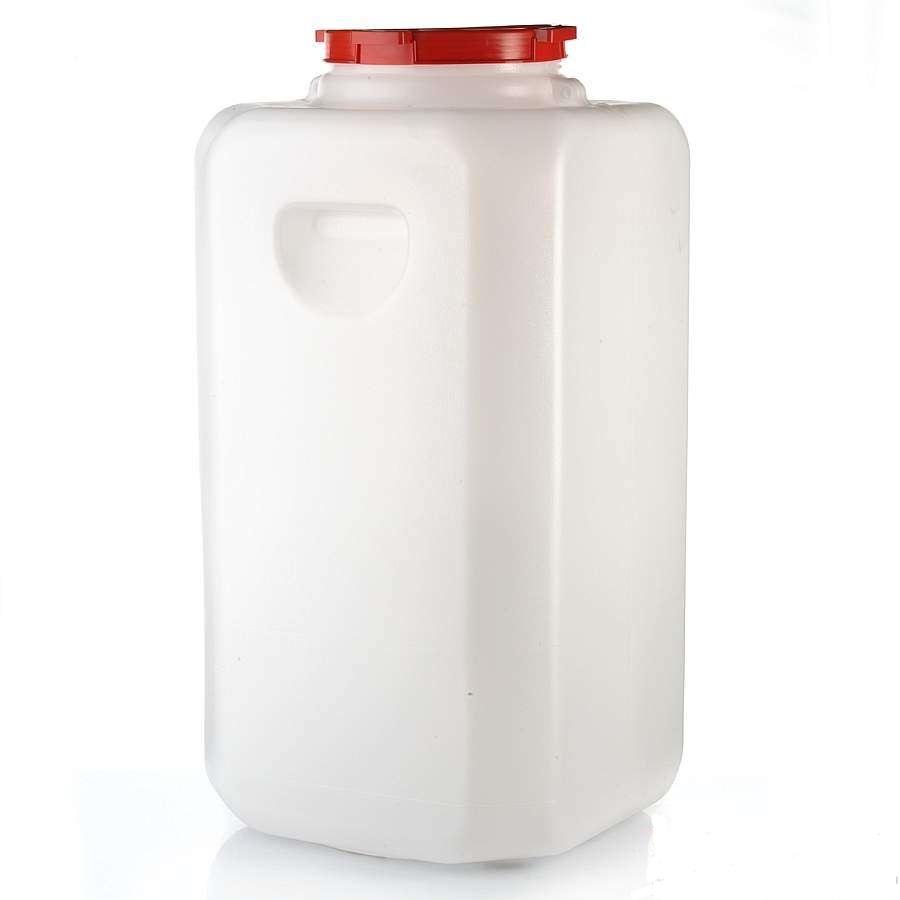 Фото - Канистра для воды Альтернатива Пластиковая бочка, белый бочка бак хозяйственная альтернатива 200 л без крышки