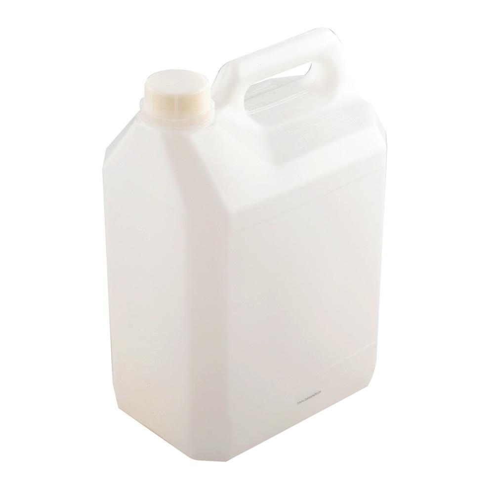 Канистра для воды Альтернатива Пластиковая канистра 5 литров, белый