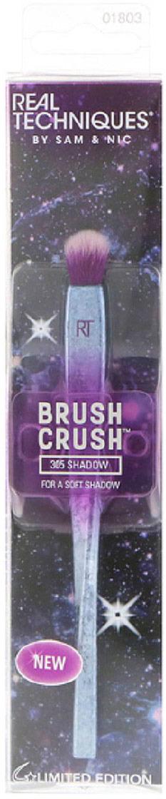 Кисть для теней Real Techniques Brush Crush 2 305 Shadow, фиолетовый