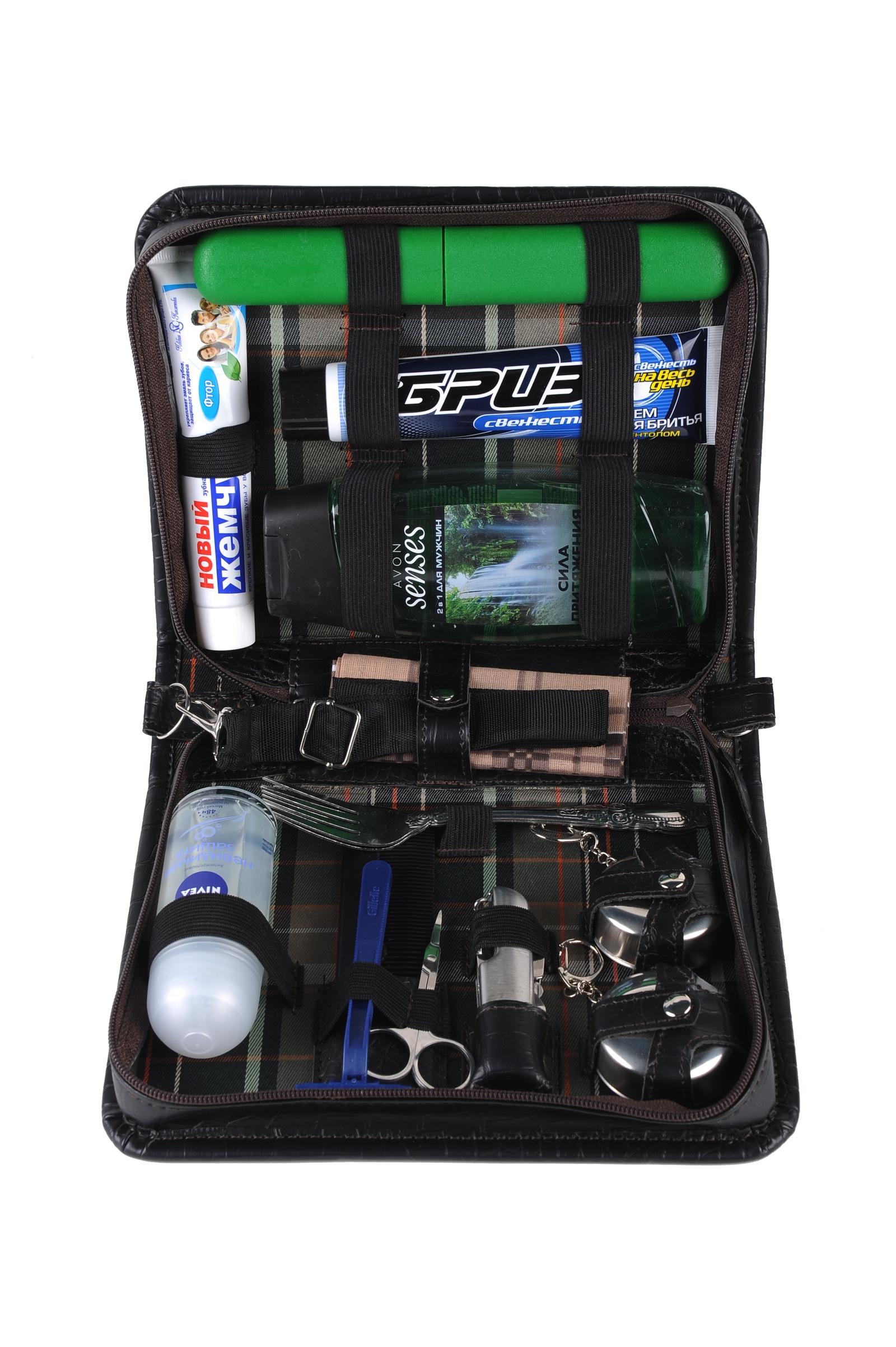 Набор инвентаря Мастер Дизайн 412, 412, коричневый набор дорожный мыльница зубная щетка и футляр мультидом tl34 93 в ассортименте