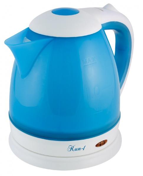 лучшая цена Электрический чайник ВЕЛИКИЕ РЕКИ Кип-1, 00-00004754