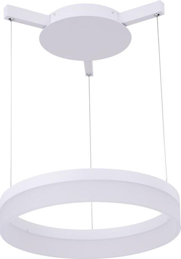 Подвесной светильник Arte Lamp Sorento, A2502SP-1WH, белый
