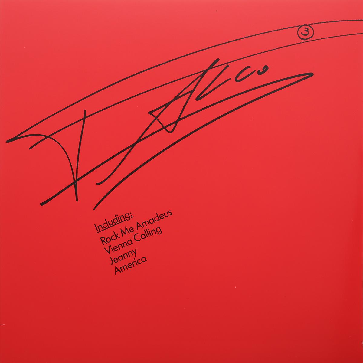 лучшая цена Falco Falco. Hot Chocolate (LP)