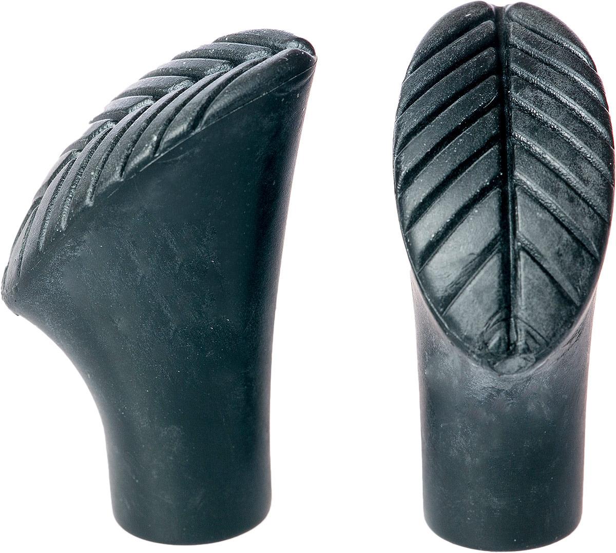 Наконечники для палок Tramp, TRA-064, черный, 2 шт цены онлайн