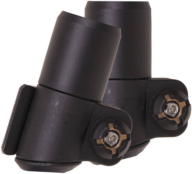 Зажимы для скандинавских палок Tramp Fast Lock, TRA-116, черный, 16 мм, 2 шт tramp page 9