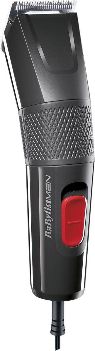 Машинка для стрижки волос BaByliss E755E, черный машинка для стрижки волос babyliss e970e