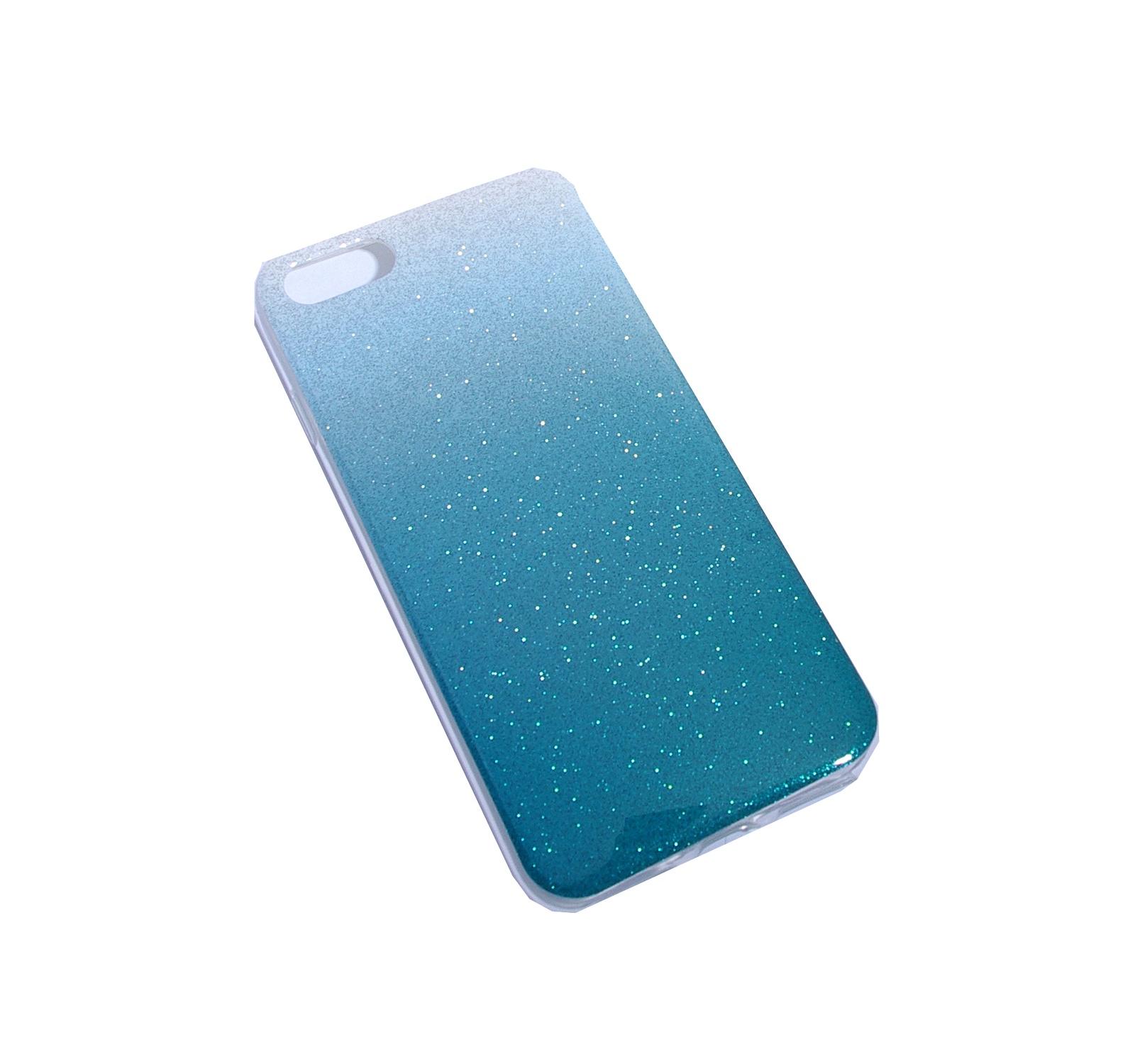 Чехол для сотового телефона HOT FASHION PC-6, 6655, бирюзовый