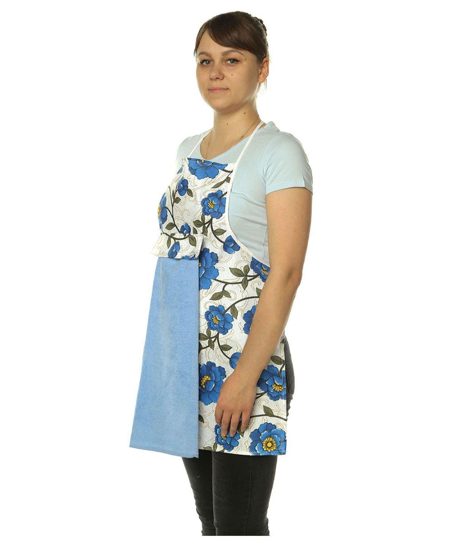 Комплект для кухни Pastel Комплект для кухни, 1304103, голубой