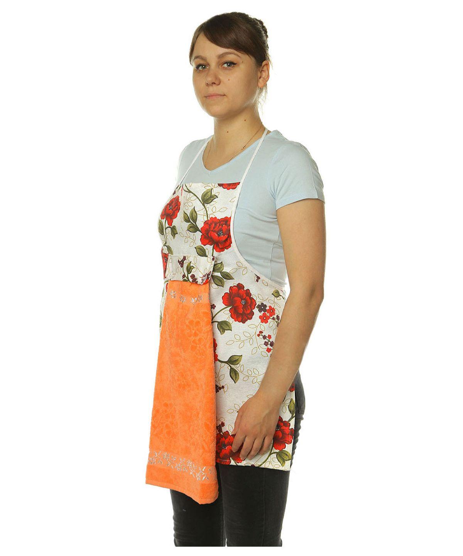 Комплект для кухни Pastel Комплект для кухни, 1304104, оранжевый