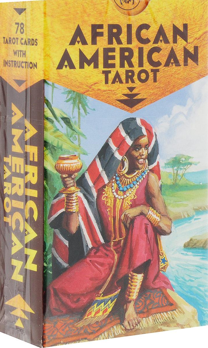 Карты Таро Lo Scarabeo Таро Афро-Американское, инструкция на английском языке. EX137 lo кожаный ремень lo