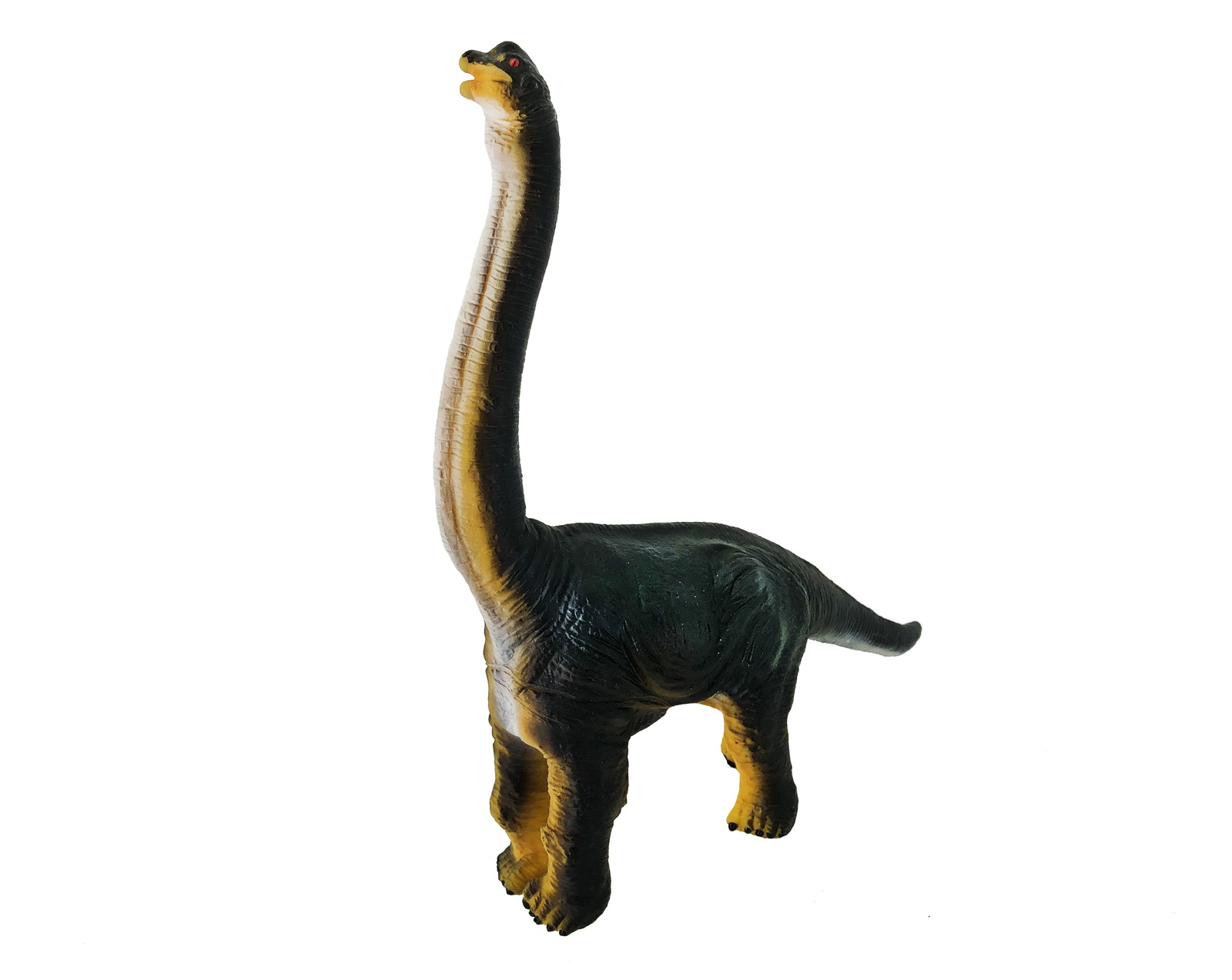 Фигурка АБВГДЕЙКА Динозавр Брахиозавр темно-зеленый