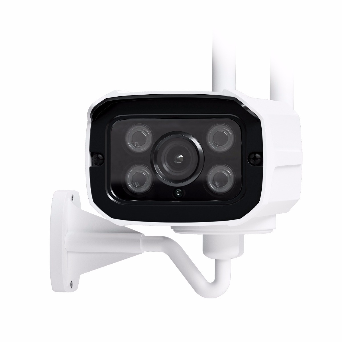 Фото - Камера видеонаблюдения Rubetek Уличная IP Камера Видеонаблюдения-Онлайн Мини WiFi Камера для Дома-Система сигнализации для Дачи видео