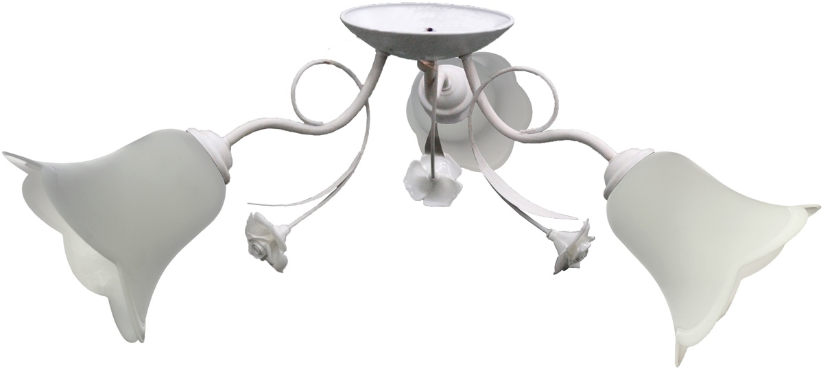 Потолочный светильник Toscom Wave, NN-605-003NN-605-003Люстра потолочная Wave 3xE27x60Вт Toscom NN-605-003 Элегантная модель этого светильника, который выпускается под брендом Toscom, относится к серии изделий – Wave. Современный стиль светильника идеально подойдет для гостиной, но также отлично будет смотреться и в других комнатах квартиры и дома Люстра потолочная Wave 3xE27x60Вт Toscom NN-605-003 можно крепить как на простом, так и на натяжном потолке, значительно разнообразив варианты декора комнат с помощью этой модели светильника. Основные характеристики плафона: форма плафона – декоративный основной цвет плафона – белый материал плафона – пластик поверхность плафона – матовая Позволяют легко вписать эту модель светильника в любой дизайн квартиры или дома При производстве этой модели светильника используется металл в качестве материала для арматуры, которая окрашена в цвет – патина Лампочки с цоколем E27 и используемой мощностью – 3x60Вт рассчитаны на максимальную площадь освещения – 9-15 кв.м Производитель светильников под брендом Toscom гарантирует неизменное качество продукции и поддержку высокого уровня сервиса для своих потребителей.