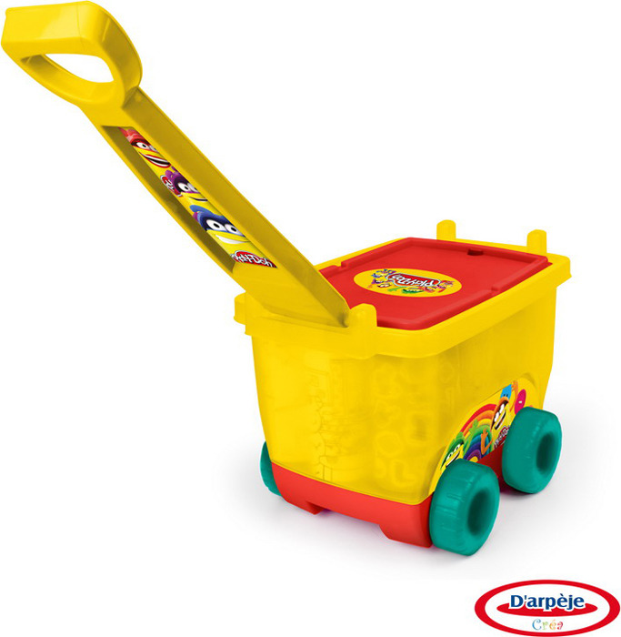"Набор для рисования Play-Doh ""Креативная тележка"", CPDO148"