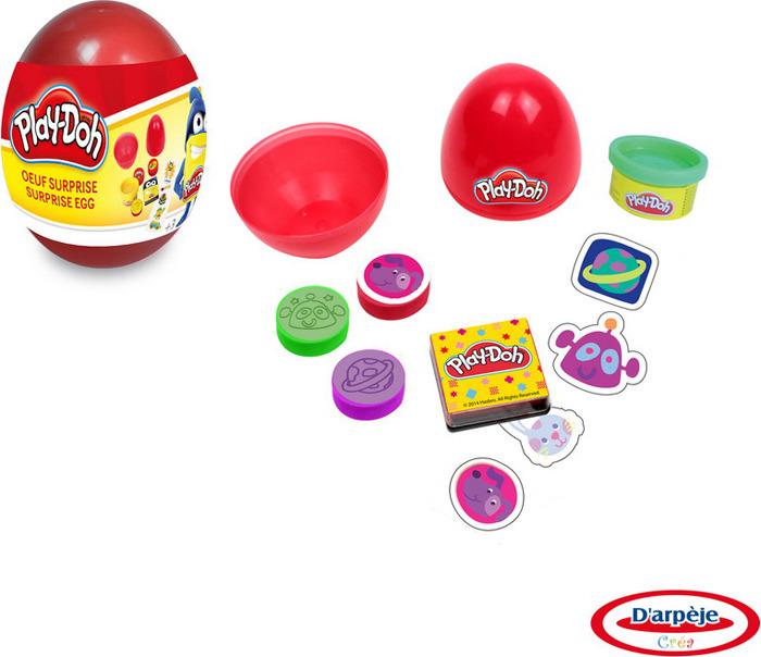 Набор для рисования Play-Doh Необычное яйцо, CPDO062 набор для рисования play doh необычное яйцо cpdo062