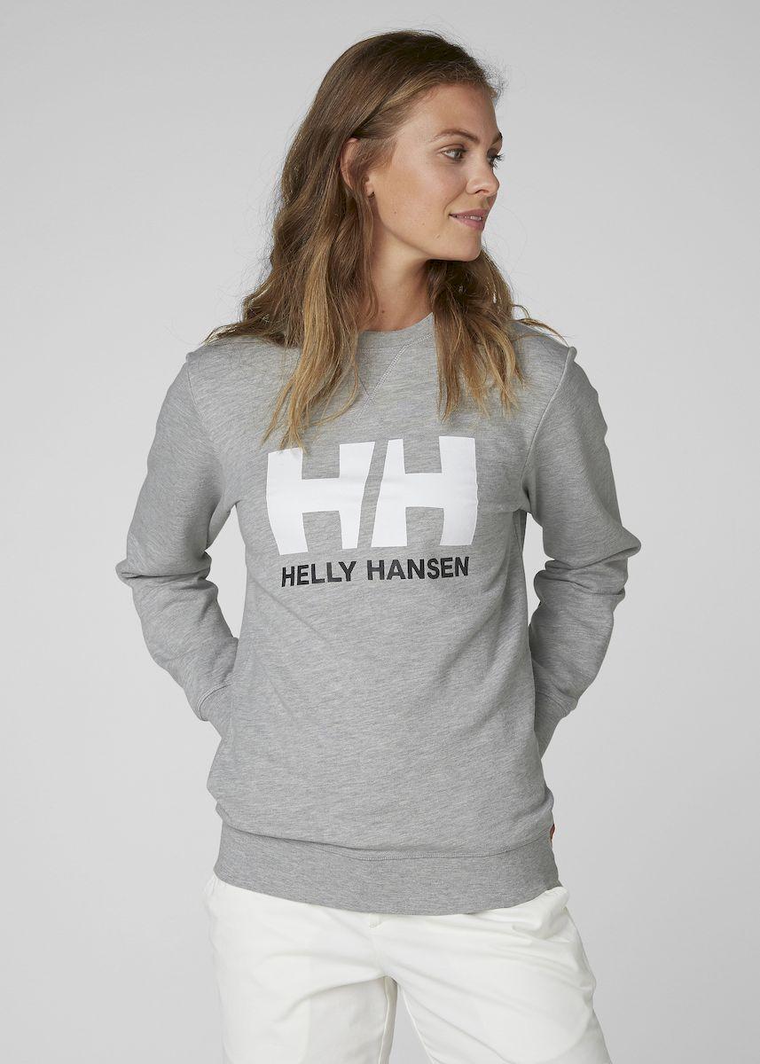 цены Свитшот Helly Hansen W Hh Logo Crew Sweat