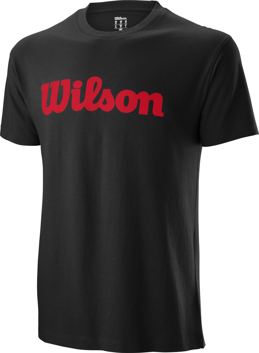 Футболка Wilson футболка wilson wilson wi002ewaoop3