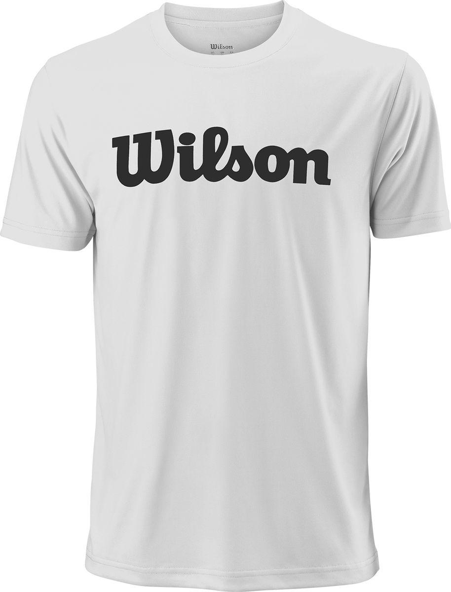 Футболка Wilson Uwii Script Tech