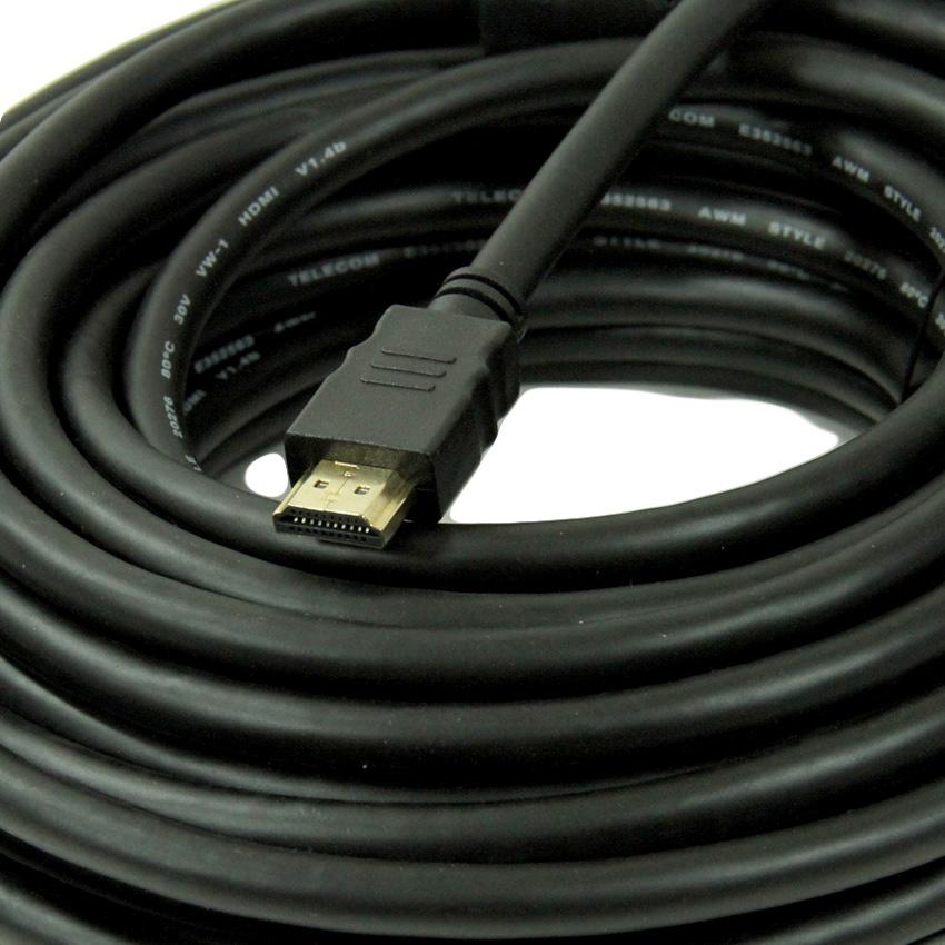 Фото - Кабель TELECOM HDMI 19M M 1.4V+3D, 25м, 2 фильтра, CG511D-25M видео