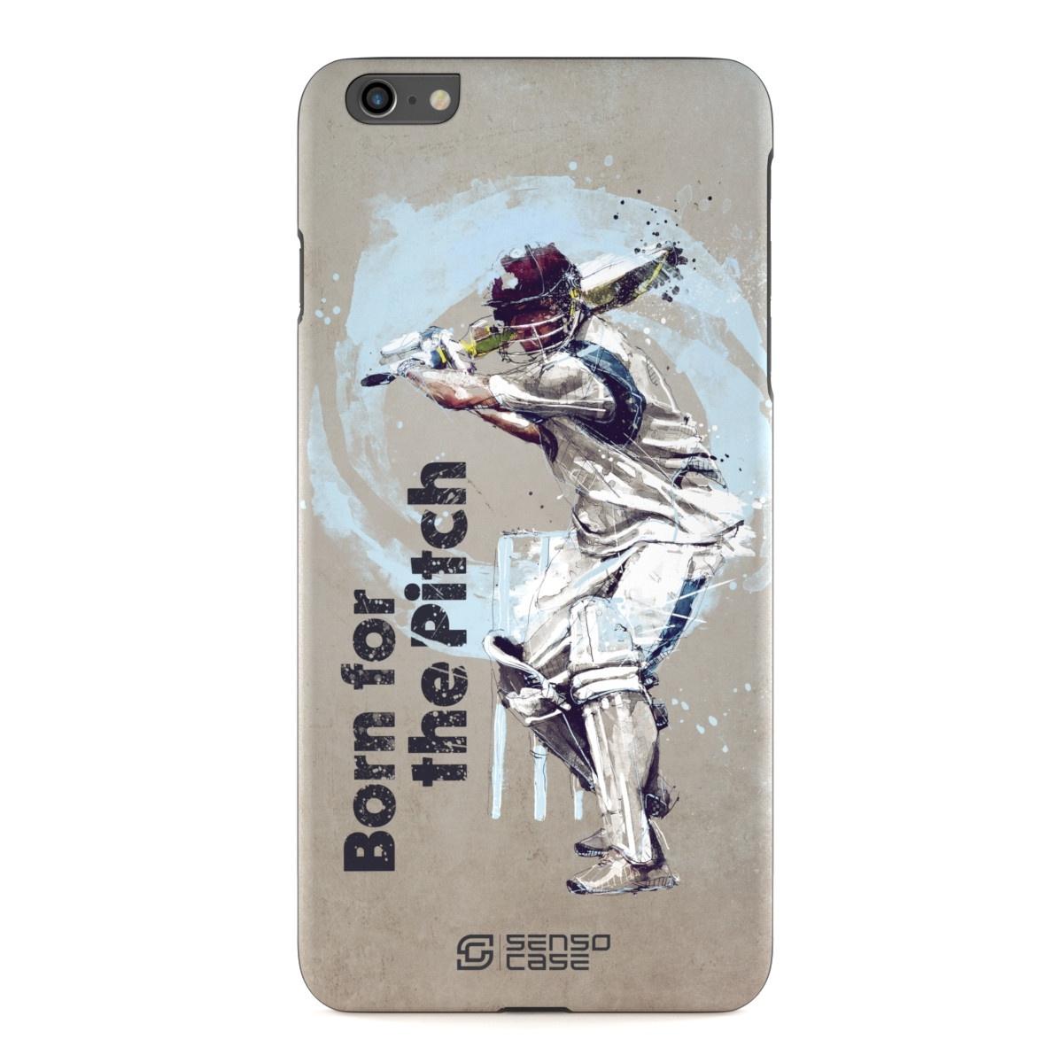 """Чехол для сотового телефона SensoCase iPhone 6/6s Plus """"Крикет"""" , SC-IP6P-cricket + защитное стекло в подарок, 100100"""