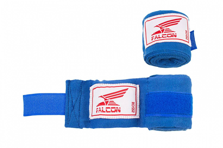 цена на Бинт боксерский Falcon HWRP1, HWRP1-1, синий