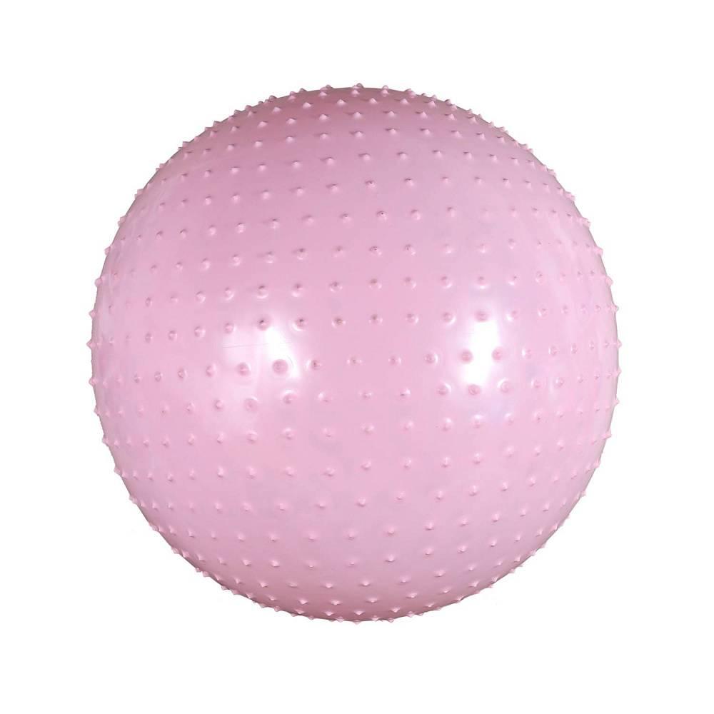 Мяч для фитнеса BodyForm массажный BF-MB01, розовыйBF-MB01-08Мяч массажный BF-MB01- незаменимый помощник в спортивных тренировках. Упражнения с мячом - простой и очень эффективный способ держать себя в хорошей физической форме. Тренирует верхние мышцы брюшного пресса, сердце, дыхательную систему. Укрепляет мышцы спины и пресса, бедра, ноги, руки. Увеличивает гибкость спины и бедер. Средство для снятия усталости и нервного напряжения. Улучшает кровообращение. Способствует формированию правильной осанки. Материал: ПВХ. Максимальная нагрузка: 200 кг. Диаметр: 65 см. Упаковка: цветная коробка. Страна производитель: Китай. Подбор мяча по росту: 45 см.( рост менее 152 см.) 55 см.( рост 154-170 см.) 65 см.( рост 170-182 см.) 75 см.( рост 182-190 см.) 85 см.( рост выше 190 см.)