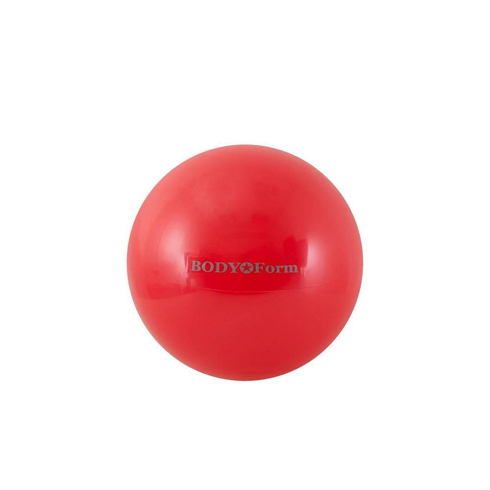 Мяч для фитнеса BodyForm BF-GB01M, BF-GB01M-05, красный скакалка bodyform bf sk09 01 красный
