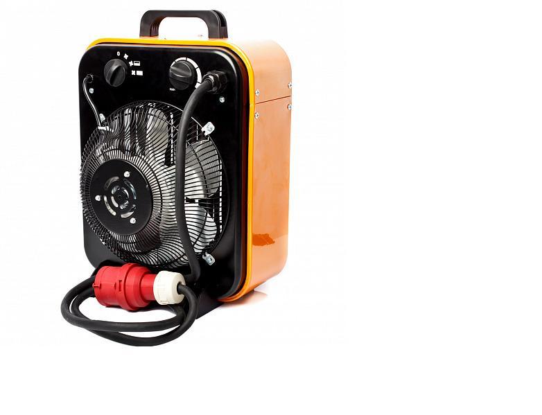 Тепловентилятор RedVerg Воздухонагреватель электрический RedVerg