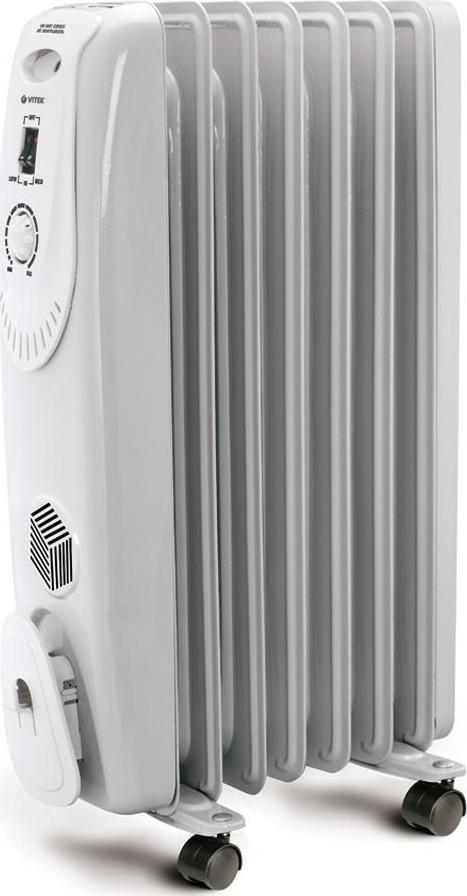 цены Vitek VT-1704(W) радиатор