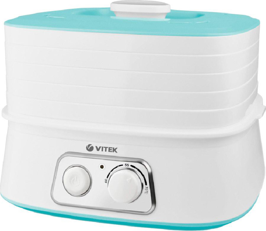 Дегидратор Vitek 5053(W), White недорго, оригинальная цена
