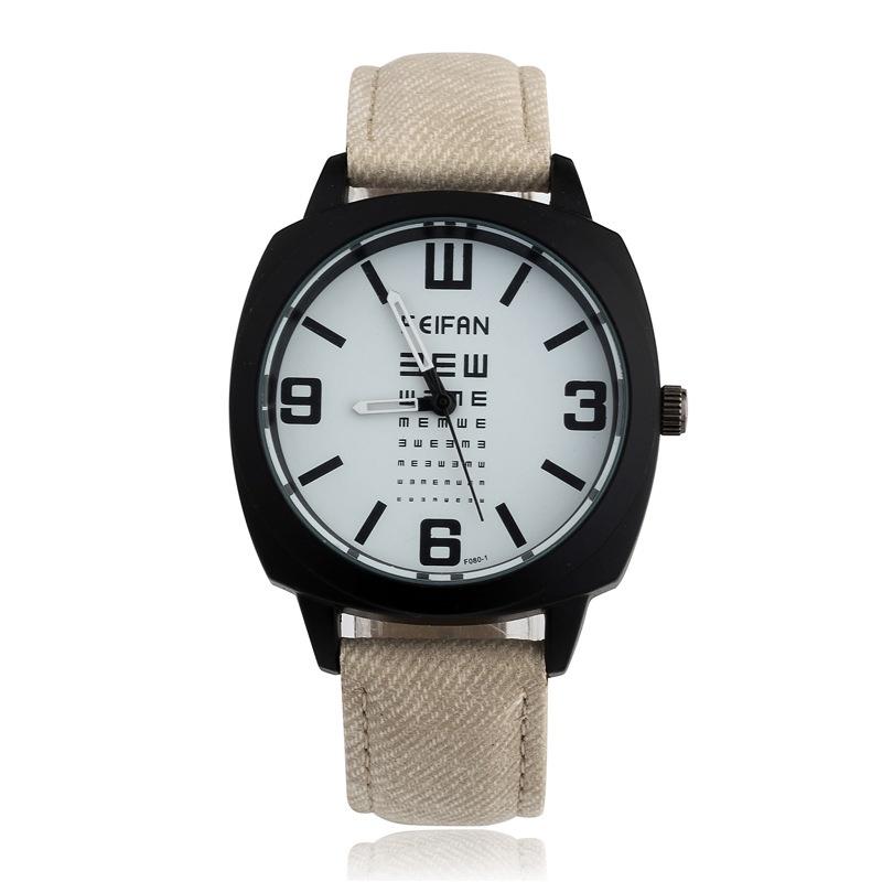 все цены на Часы Feifan FP165, 4630042520479, белый онлайн