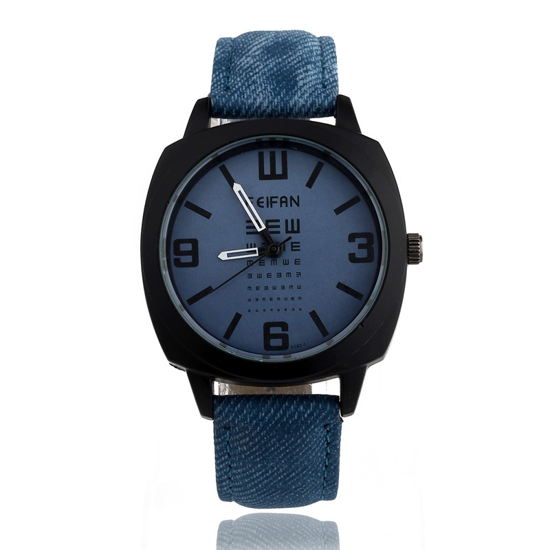 все цены на Часы Feifan FP165, 4630042520318, синий онлайн