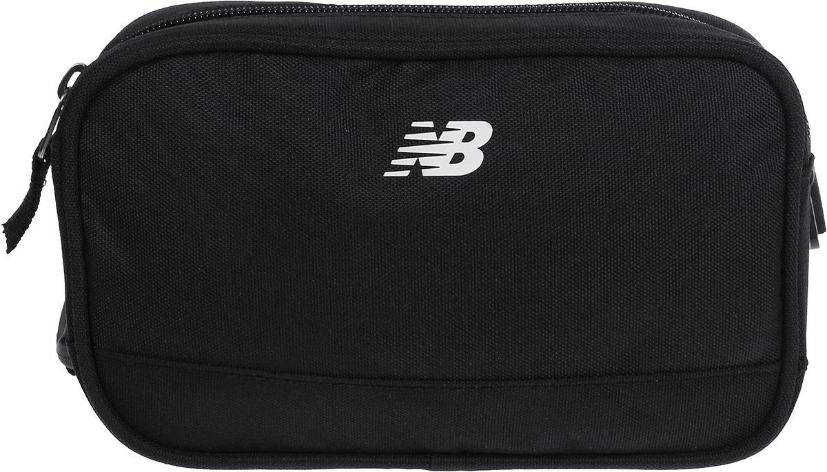 Сумка спортивная мужская New Balance, цвет: черный. LAB91024/BK сумка спортивная new balance new balance ne007budgtg6