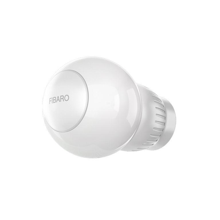 Модуль управления FIBARO Радиаторный термостат FGT 001 SMART HOME HEAT CONTROLLER, Z Wave, Android и iOS, белый