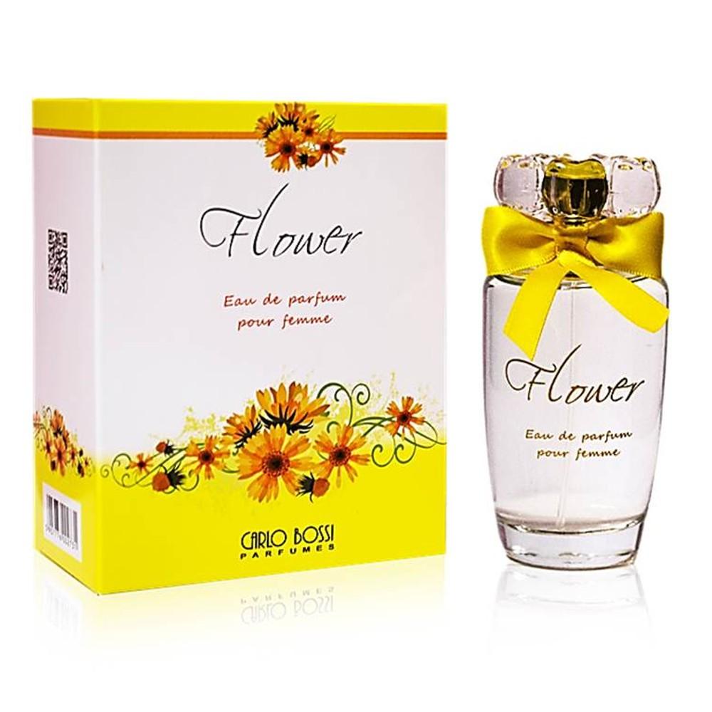 CARLO BOSSI FLOWER YELLOW 100 мл carlo bossi crystal femme 100 мл