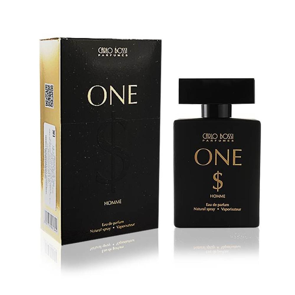 CARLO BOSSI ONE $ 100 мл carlo bossi crystal femme 100 мл