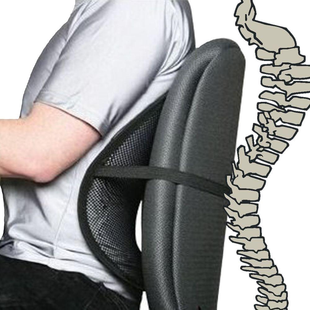 Массажная подушка MARKETHOT Ортопедическая  спинка в автомобиль MARKETHOT
