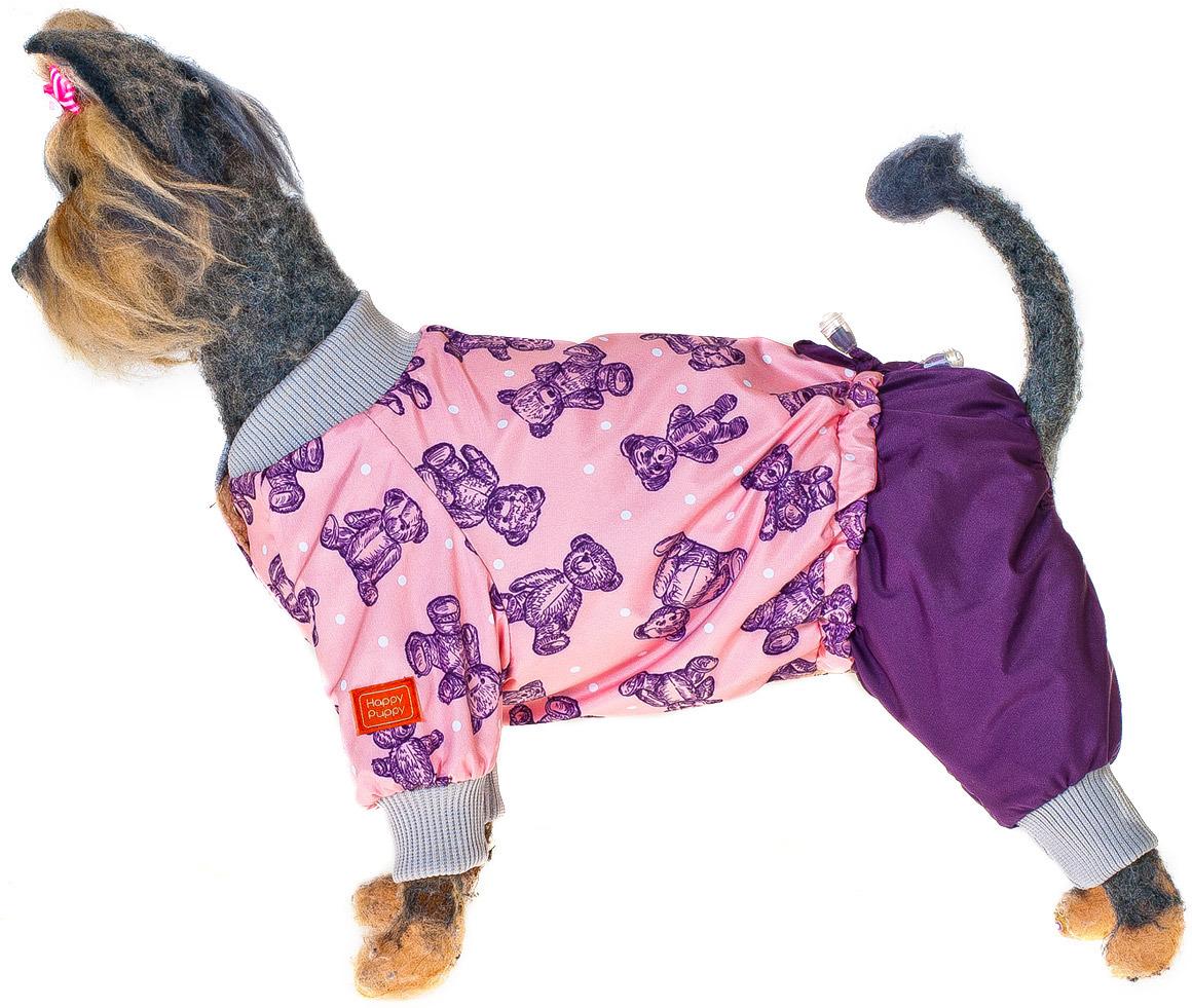 Комбинезон для собак Happy Puppy Мишка самка-3