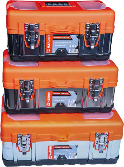 Фото - Ящик для инструментов Harden, 41 см ящик для инструментов harden 520224 36 см