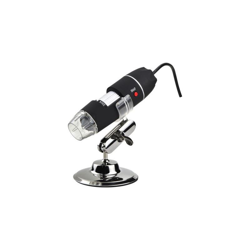 Фото - Микроскоп Sititech цифровой USB, черный видео