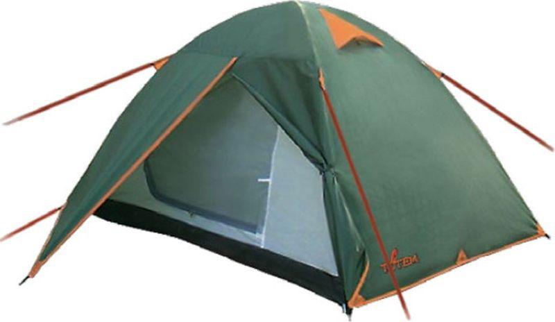 Палатка Totem Tepee (V2), цвет: зеленый. TTT-020 палатка totem tepee v2 green ttt 020