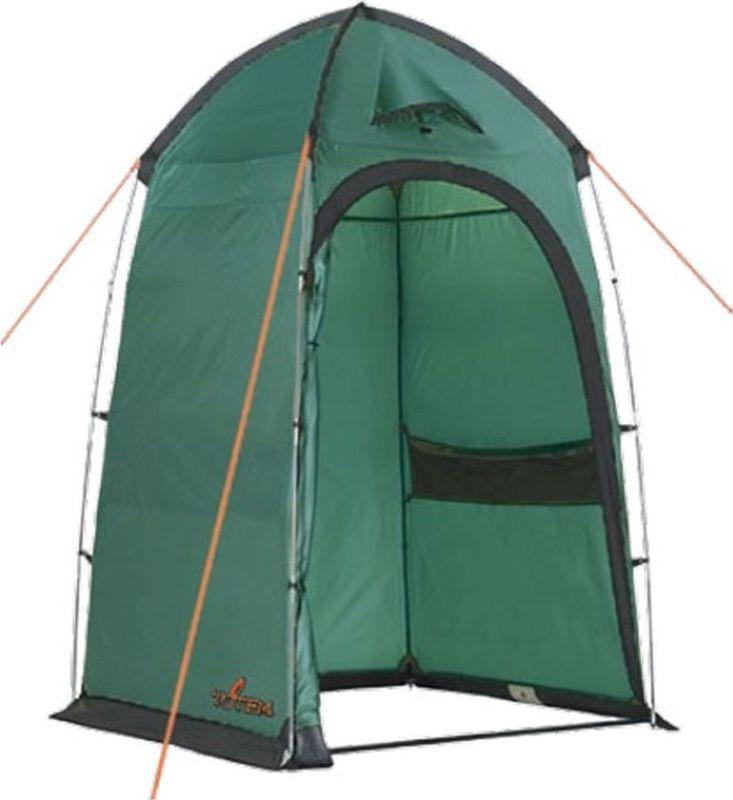 Палатка-душ Totem Privat (V2), цвет: зеленый. TTT-022TTT-022Очень удобен на кемпинговом отдыхе, послужит туалетом, летним душем или складом для вещей.В комплекте съемный пол из терпаулинга, при необходимости он крепится к тенту.В куполе есть два вентиляционных окна.Внутри два больших сетчатых кармана для полотенца, мыла, туалетной бумаги и других необходимых вещей.По периметру ветрозащитная юбка для большей ветроустойчивости.1500 x 1500 мм Рекомендуем!