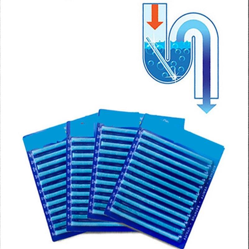 Средство для кухни MARKETHOT Палочки для прочистки труб, Z01689Z01689Эти палочки сохранят Ваши водопроводные трубы чистыми и свободными от нежелательных запахов в течение всего года! Расщепляет и перерабатывает органические отложения и накопления жира. В упаковке 12 палочек, которых хватит на целый год. Поместите одну палочку в Ваш слив, и она в течение всего месяца будет выделять смесь ферментов, которые расщепляют пищу, жир, частицы, волосы и другие органические материалы. Просто одна палочка в месяц!