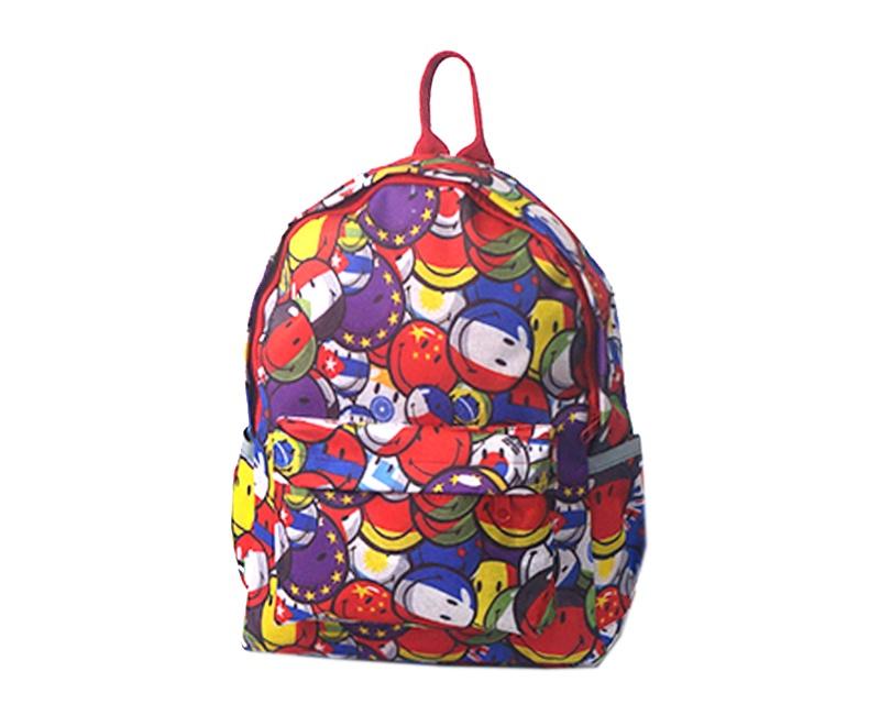 Рюкзак Tltriumph Детский, РД-03, РД-03 смайлик, красный рюкзак рыболовный aquatic рд 02