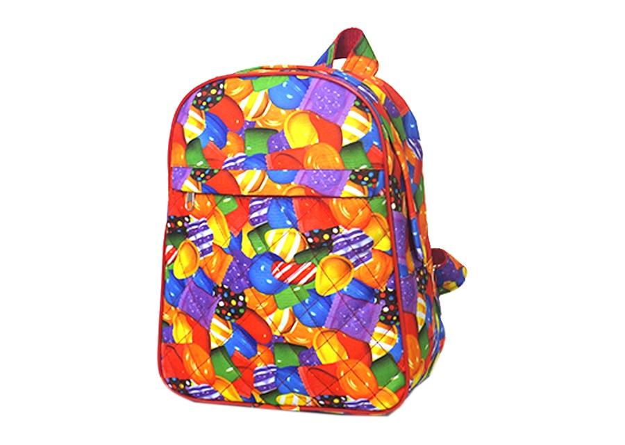 Рюкзак Tltriumph Детский, РД-04, РД-04 леденцы, красный рюкзак рыболовный aquatic рд 02